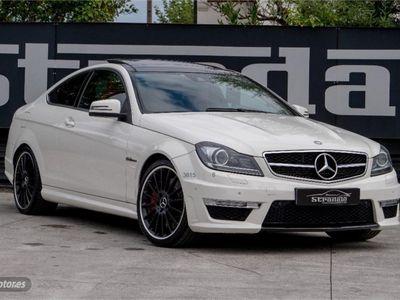 brugt Mercedes C63 AMG AMG Clase Coupé C204 Coupé *Performance 487cv*