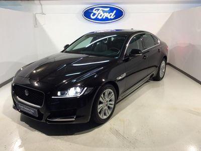 usado Jaguar XF 2.0D 132kW (180CV) Prestige Auto