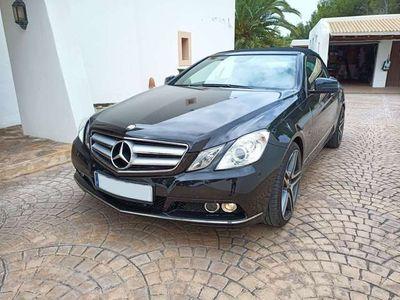 usado Mercedes E200 Cabrio CGI BE 7G Plus AMG
