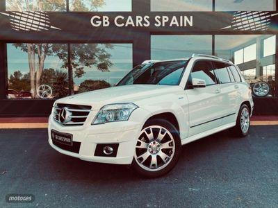 usado Mercedes GLK220 GLKCDI Blue Efficiency