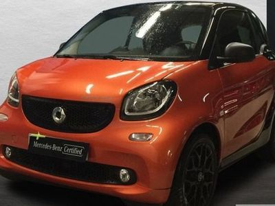 usado Smart ForTwo Coupé forTwo coupe Edition greenflash passion edit