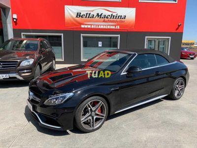 usado Mercedes C63S AMG ClaseAMG *** 4.980 KM ** FINANCIACION **