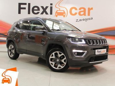 used Jeep Compass 2.0 Mjet 103kW Limited 4x4 AD