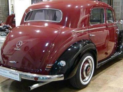 usado Mercedes 220 80CV año 1953 103000 KMs