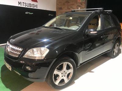 usado Mercedes ML320 CDI Aut.