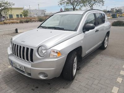 used Jeep Compass 2.0CRD Limited