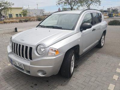 usado Jeep Compass 2.0CRD Limited