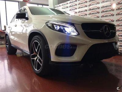 usado Mercedes GLE350 Clase GleD 4matic 5p. -16