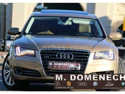 usado Audi A8 3.0 Tfsi Quattro Tiptronic 310 cv en Malaga