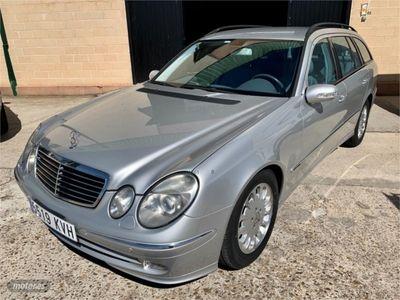 second-hand Mercedes E280 Familiar CDI