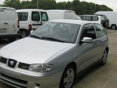 begagnad Seat Ibiza 1.9 TDi Sport