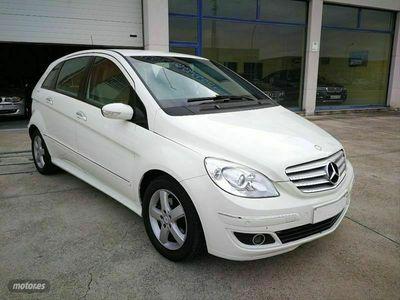 usado Mercedes B200 Clase BCDI