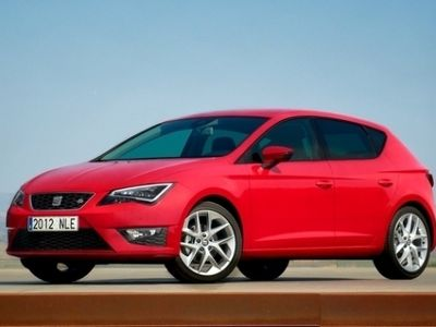 brugt Seat Leon 1.6tdi Cr S&s Style Eco. 110