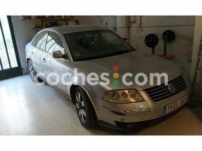 usado VW Passat 2.8 V6 Highline 4motion 193 cv en Barcelona