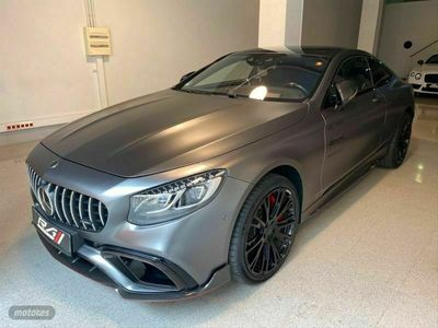 usado Mercedes S63 AMG Clase S AMG4M Coupe