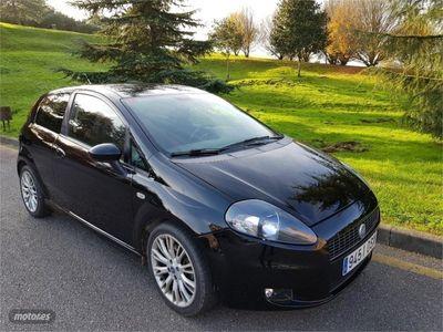 brugt Fiat Grande Punto 1.9 Multijet 130CV Sport