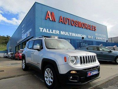 usado Jeep Renegade 1.6Mjt Limited 4x2 88kW