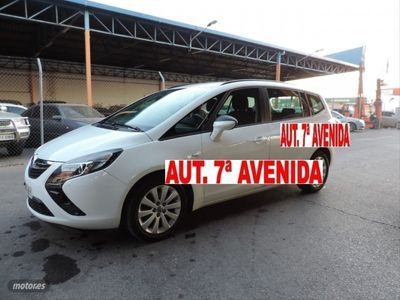 usado Opel Zafira 2.0 CDTi 130 CV Expression