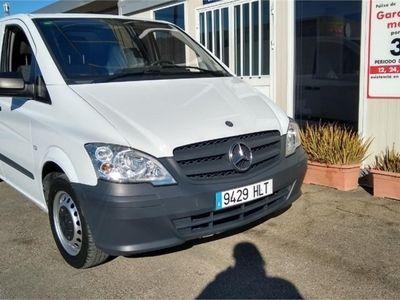 gebraucht Mercedes Vito 110 CDI Crew Compacta