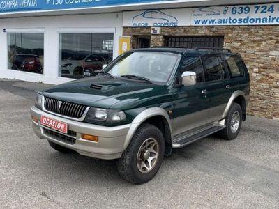 usado Mitsubishi Montero Sport 2.5 TDi GLS