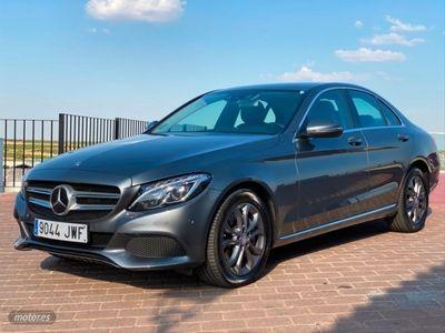 usado Mercedes C250 Clase Cd