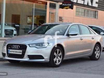 usado Audi A6 3.0TDI quattro S-Tronic 204cv. IMPECABLE!!!!