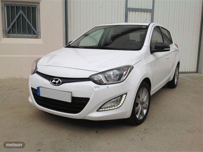 used Hyundai i20 1.4 CRDi Go Plus