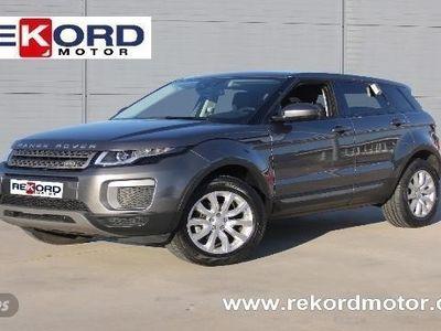 "gebraucht Land Rover Range Rover evoque 2.0 ED4 150 Pure 4 - 4X2 PACK BUSINESS+LLANTA18"""