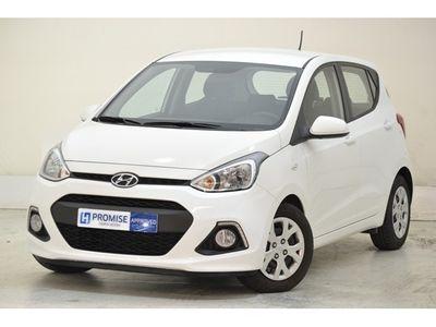 gebraucht Hyundai i10 1.0 Tecno Blue