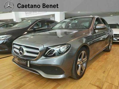 usado Mercedes E220 d