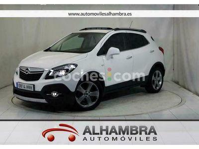 usado Opel Mokka 1.7CDTi S&S Excellence 4x4