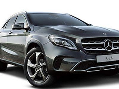 usado Mercedes GLA200 Clase7G-DCT