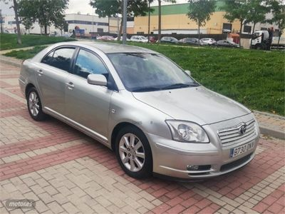 used Toyota Avensis 2.2 D4D Executive