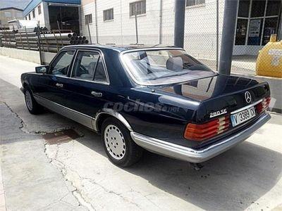 usado Mercedes 260 500sel 4p. -84