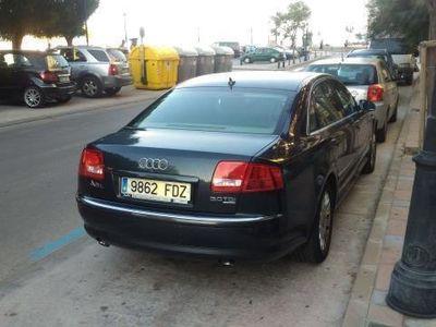 usado Audi A8L 3.0TDI quattro Tiptronic DPF