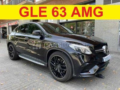 usado Mercedes GLE63 AMG AMG 63 AMG 5p