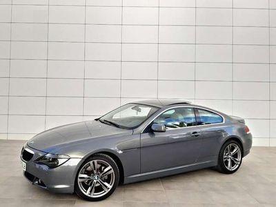 usado BMW 630 Serie 6 E63 Coupé Aut.