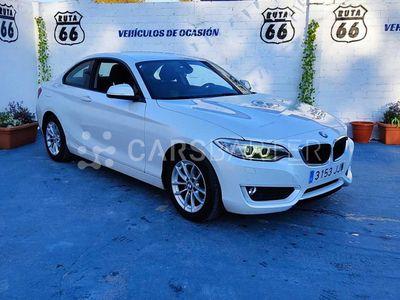 usado BMW 218 218 Coupe d 2.0 d 16V 150 cv 2p
