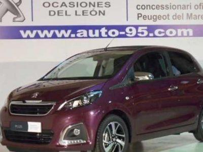usado Peugeot 108 82CV 2016 13351 KM