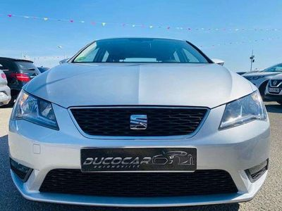 usado Seat Leon 2.0 TDI CR 150cv Start/Stop Style Connect Plus