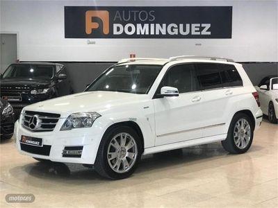 usado Mercedes GLK220 CDI BE 7G 4Matic 170 CV**FAROS BIXENÓN AUTO**