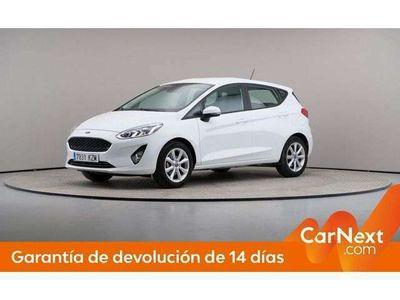 usado Ford Fiesta 1.1 Ti-VCT Trend