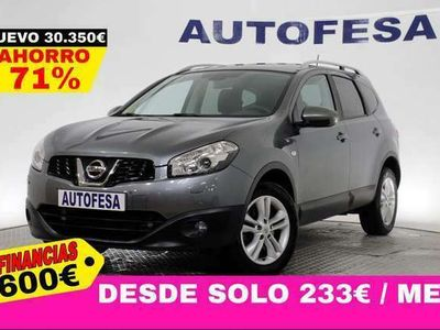 usado Nissan Qashqai +2 +2 2.0 dCi 150cv Acenta 4x4 7 Plazas 5p Auto # NAVY, TECHO, CUERO, LIBRO