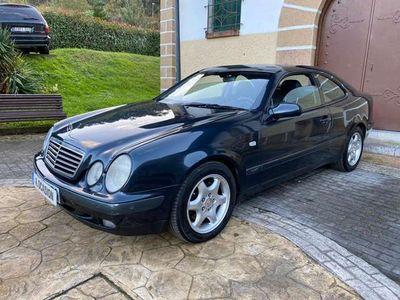 usado Mercedes CLK320 ClaseSport