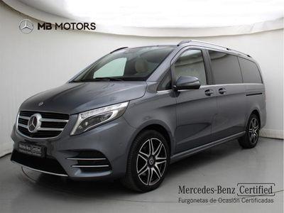 usado Mercedes V250 EXCLUSIVE, AMG, 4MATIC, 6 PLAZAS, DISTRONIC, MESA