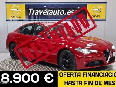 usado Alfa Romeo Giulia Giulia 2.2 Diesel 100 kW 136CV