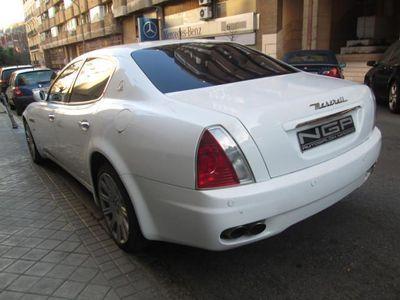 usado Maserati Quattroporte 4.2 Duoselect