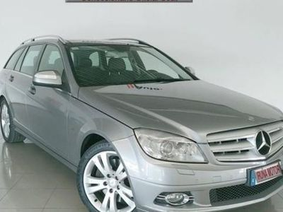 usado Mercedes 320 Clase C FamiliarCDI Avantgarde