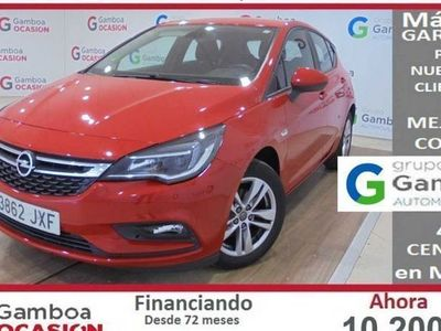 brugt Opel Astra 1.4T S/S Selective 125