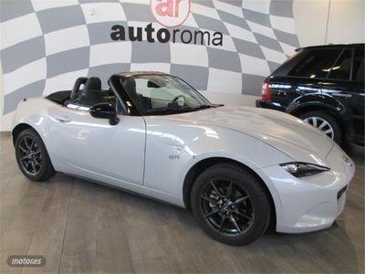 gebraucht Mazda MX5 1.5 Luxury 96 kW (131 CV)